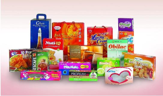 Những hộp bánh bắt mắt và nổi bật, giá trị hơn nhờ vỏ hộp in ấn chất lượng